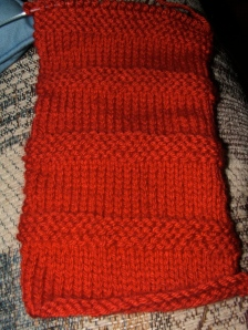 Swatch Continental Knitting
