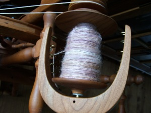 Cotswold Romney Singles on TinaII