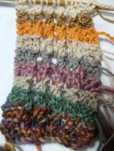 Yarn Tasting -