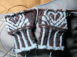 Caryn's gloves