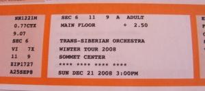 Trans-Siberian Tickets