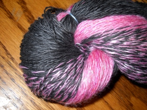A skein of BD and SS Pretty!