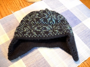 Toddler Hat without ties