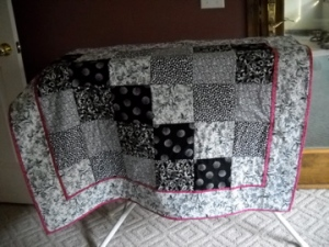 First Finished Quilt