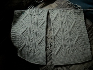 Almost to the Armhole BO